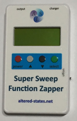 Super Sweep Function Zapper 3